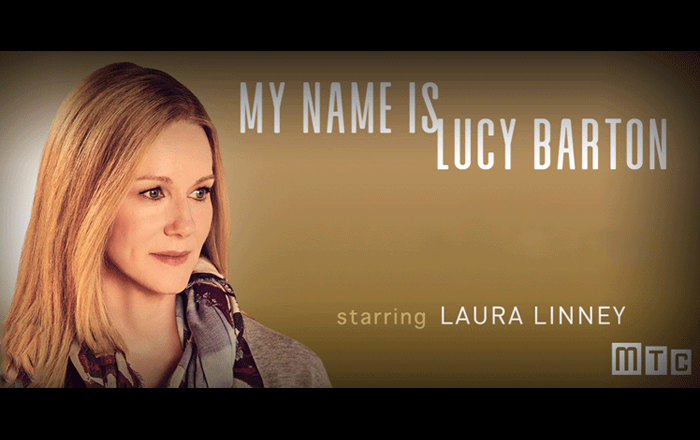 Laura Linney stars in My Name is Lucy Barton.
